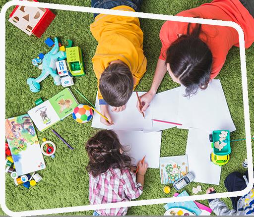 Gyermekfejlesztő és terápiás központ